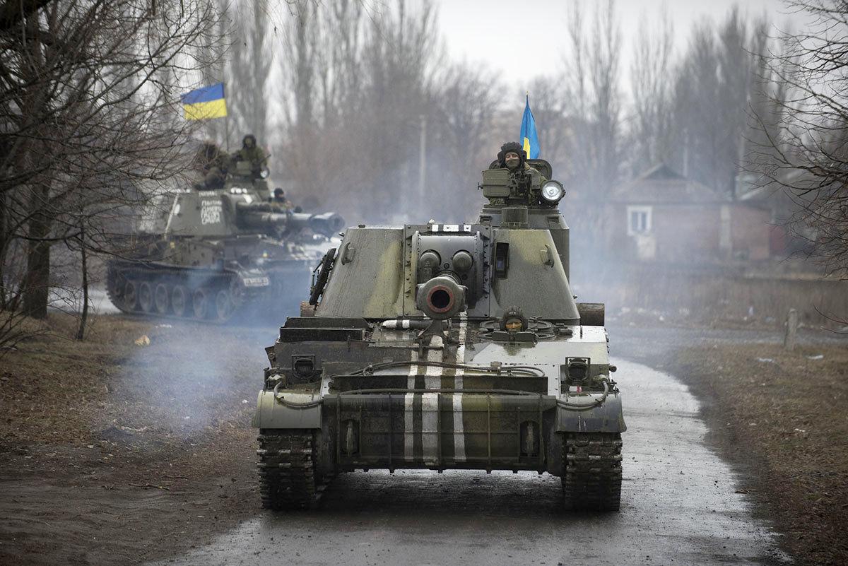 Читатели западных стран убеждены, что с украинской армией воюют не террористы