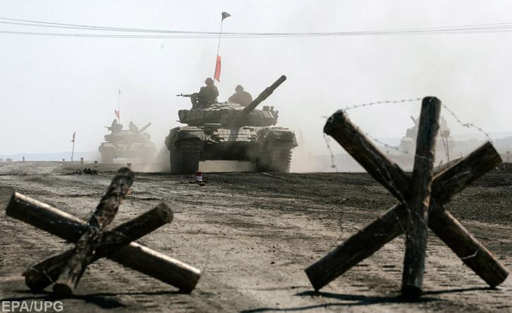 Без политического прогресса по Донбассу военное решение невозможно