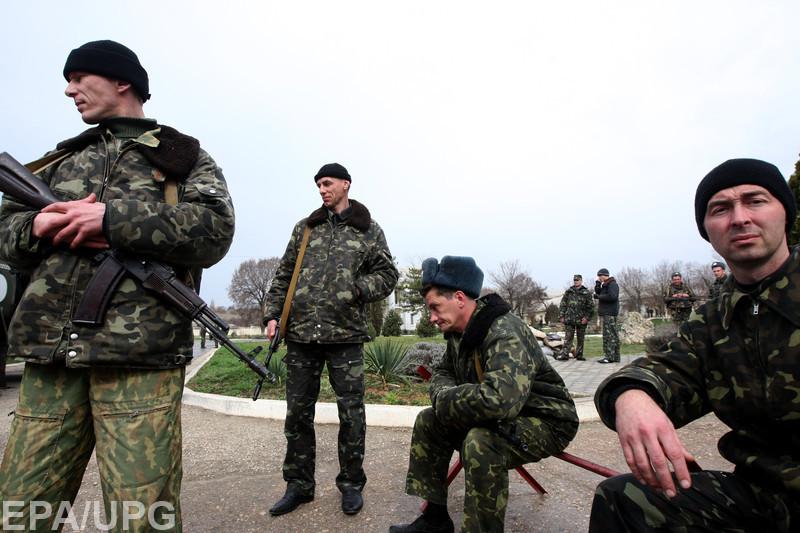 Машовец: Украина имела три дня для того, чтобы предотвратить оккупацию Крыма