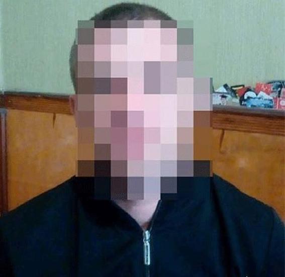 МВС повідомило про затримання 25 прихильників «руського миру» уМелітополі