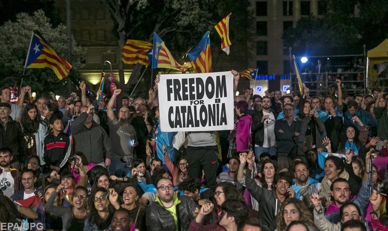 События в Каталонии отражают общемировую тенденцию