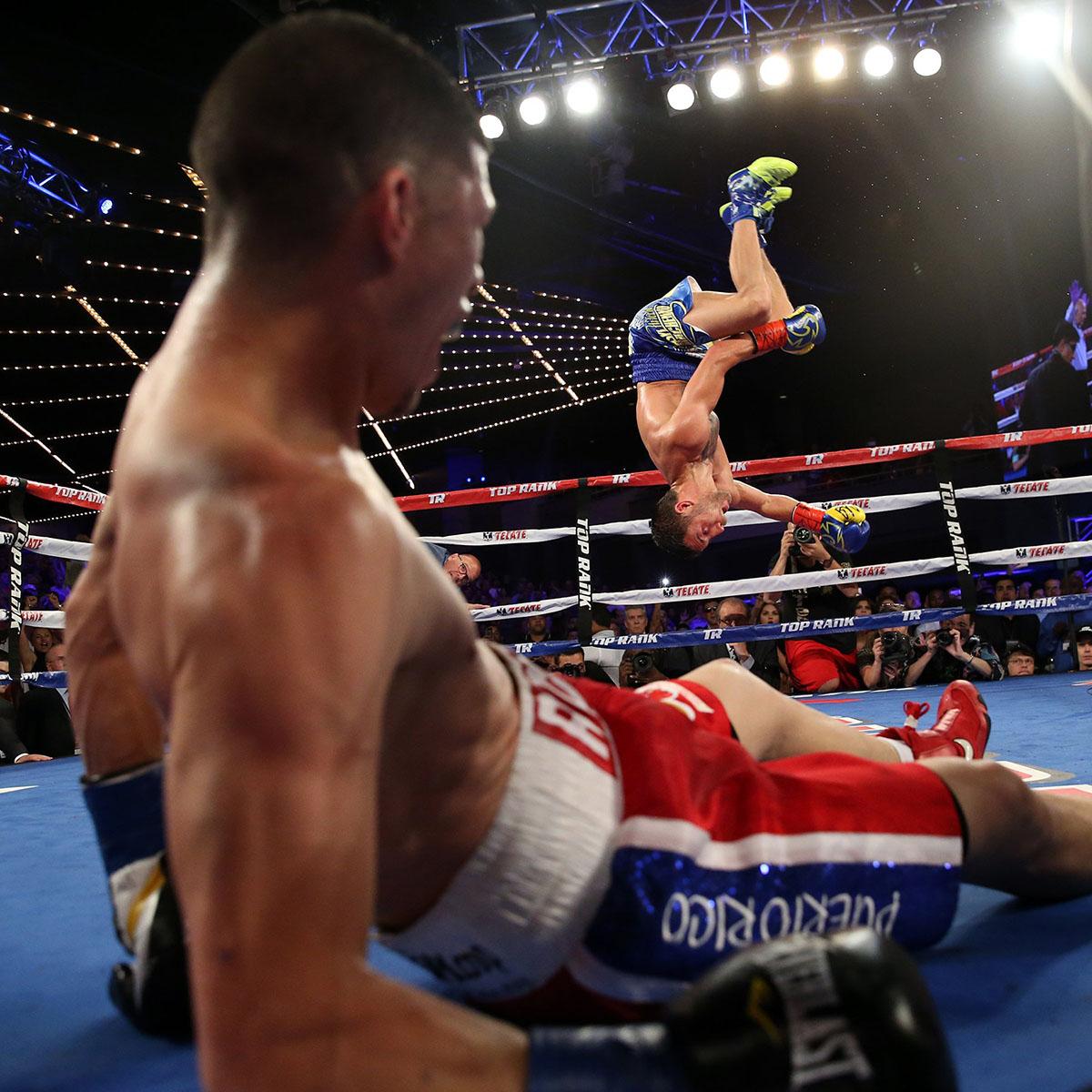 Блогеры довольны тем, что Ломаченко сумел побить рекорд по быстроте достижения чемпионских титулов