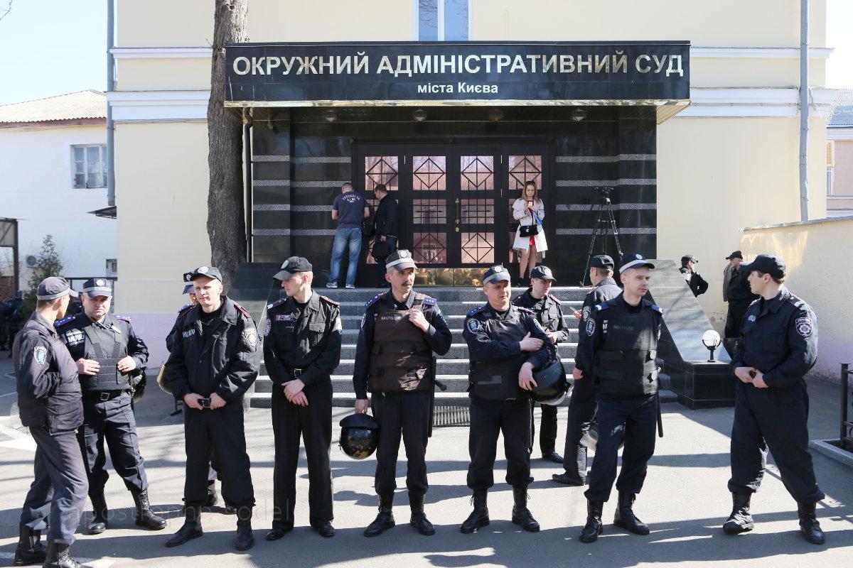 Общественным активистам не удалось уволить заместителя главы МВД Василия Паскала
