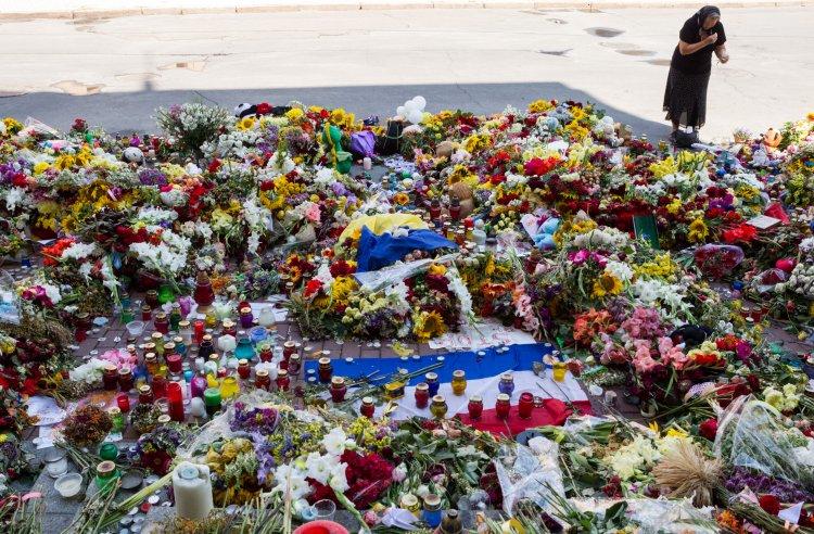 Что пишут пользователи соцсетей о годовщине крушения MH17 на Донбассе