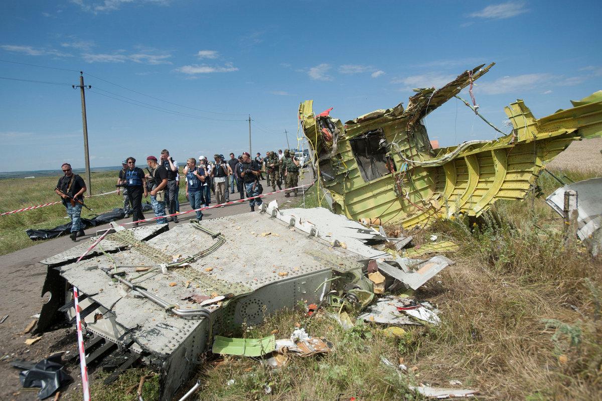 Что значит отчет Нидерландов по катастрофе МН17