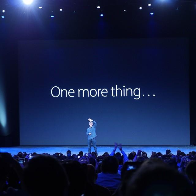 Apple представила долгожданный iPhone 6 и смарт-часы
