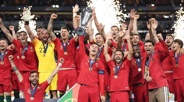 Португалія обіграла Нідерланди і стала переможцем Ліги націй