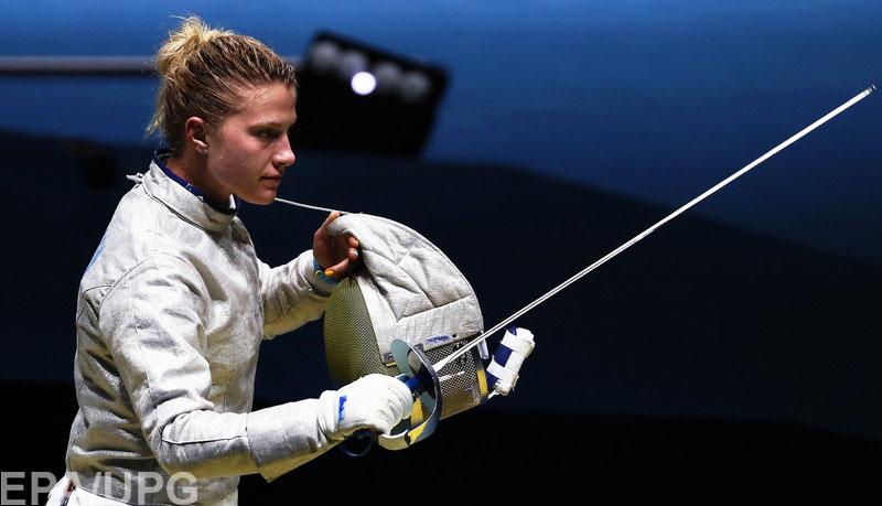 13 августа за медали Олимпиады-2016 будет бороться женская сборная Украины по фехтованию на саблях во главе с Ольгой Харлан