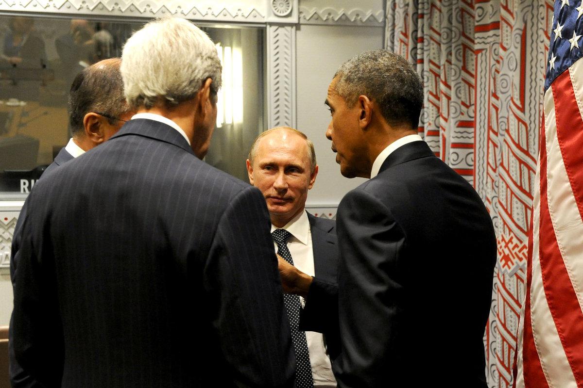 Чем опасна война России в Сирии?