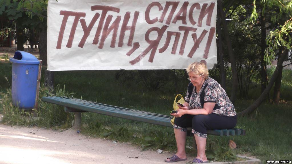 Путинская пропаганда понимает, что людей перекормили Украиной и Донбассом