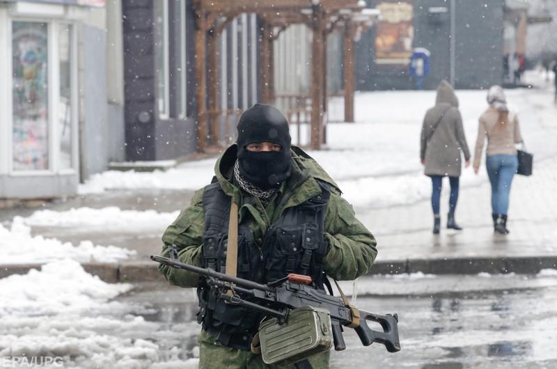 Пока непонятно, чьи силы контролируют Луганск