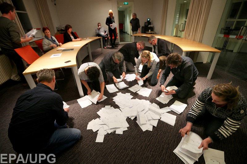 Блогеры считают, что голландцы голосовали не столько против Украины, сколько против Евросоюза