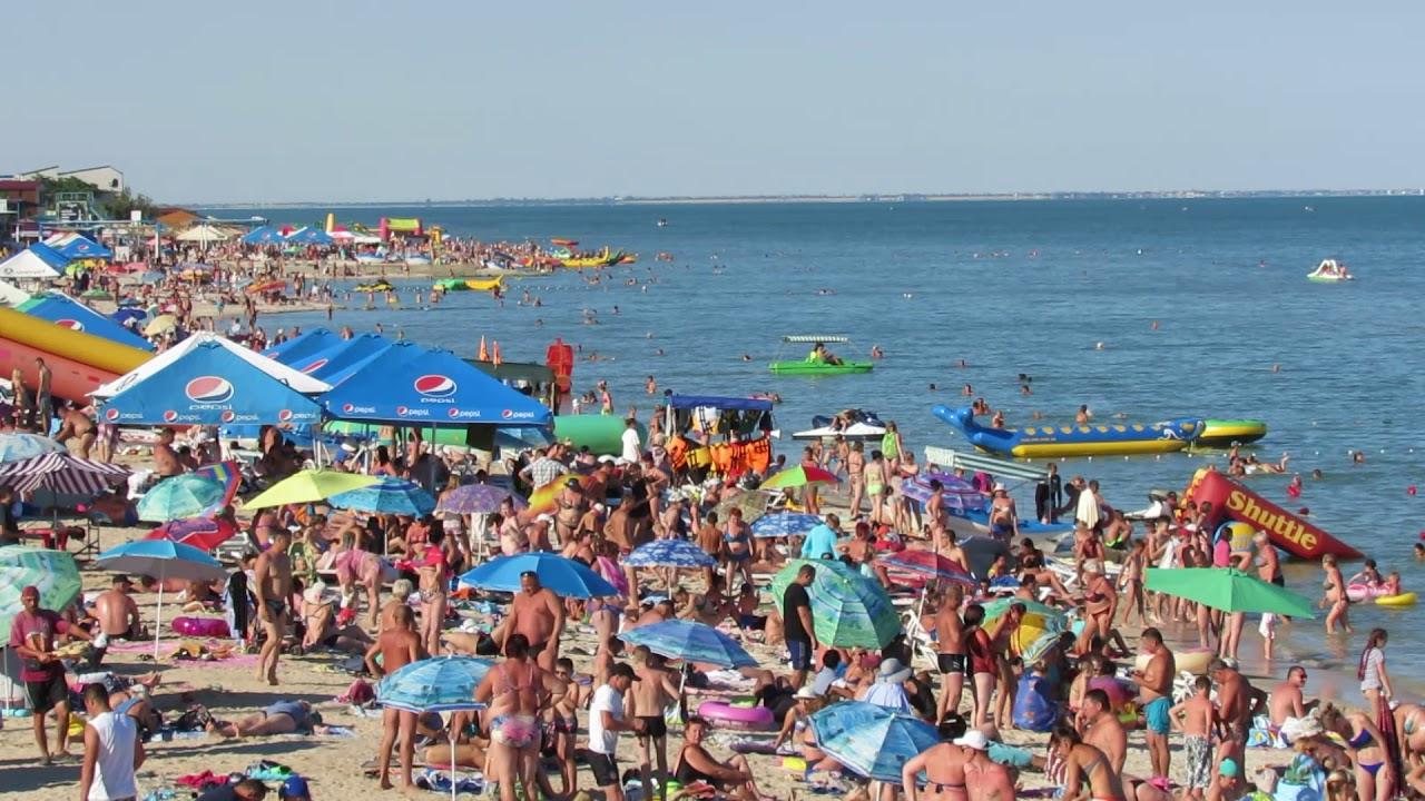 Куда стоит поехать на море в Украине