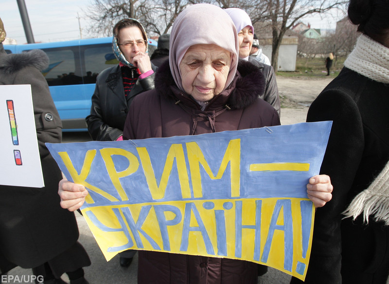 Слава Рабинович - о заявлении президента Чехии насчет продажи Крыма