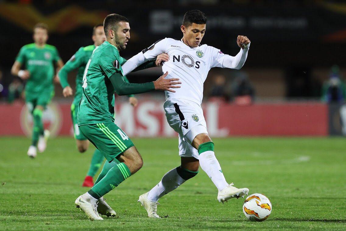 Полтавский клуб завершил выступление в Лиге Европы матчем в Португалии