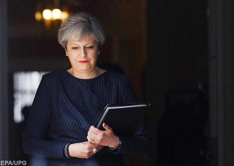 Консолидированная позиция оппонентов Brexit станет для Мэй проблемой