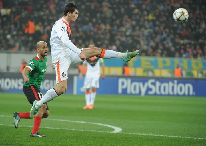 Дончане оказались в 1/8 финала еще до матча с Athletic, проигранного ими со счетом 0:1