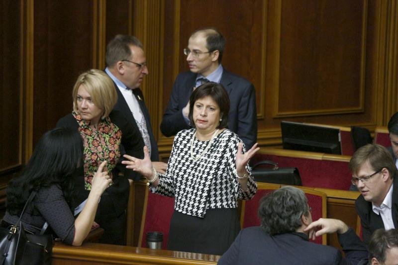 Верховная рада поддержала в первом чтении большинство бюджетных инициатив правительства
