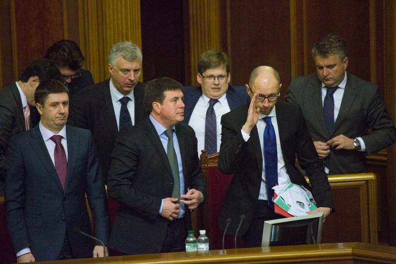 Верховная рада приняла план деятельности Кабинета министров
