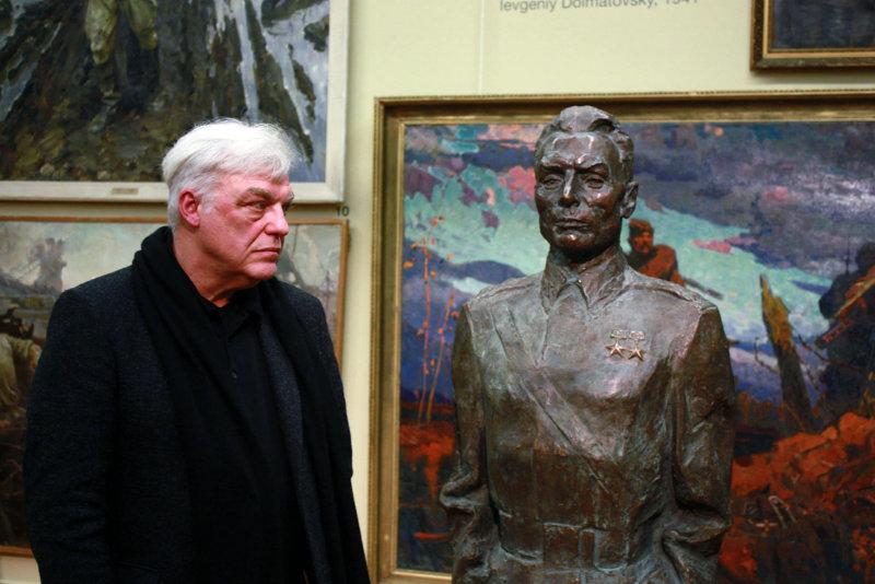 В Национальном художественном музее предпринята попытка инвентаризации героев