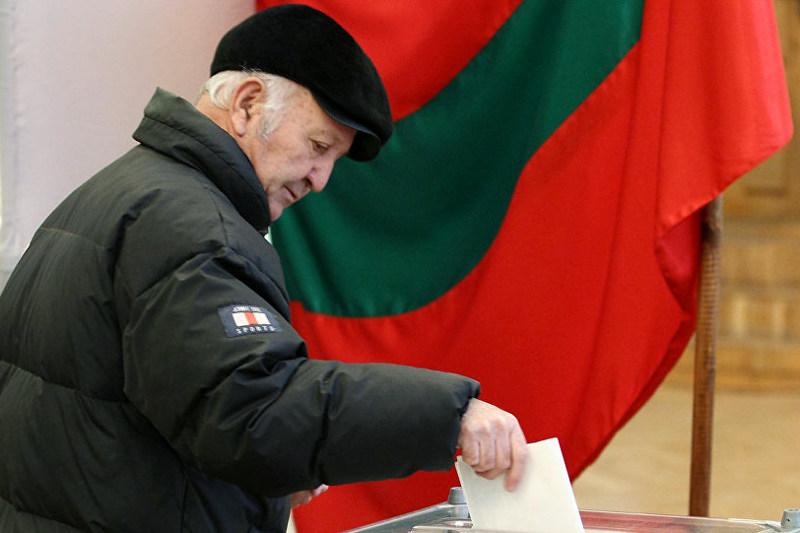 """На """"выборах"""" в Приднестровье победил еще более пророссийский политик"""