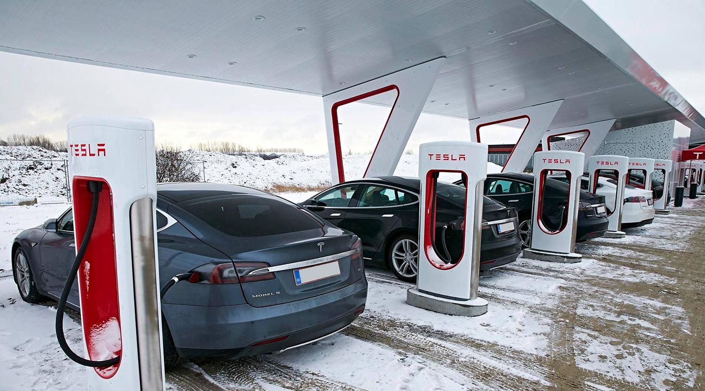Развитие инфраструктуры электромобилей является необратимым процессом