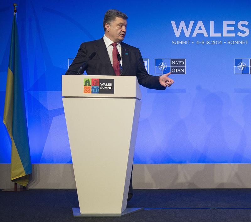 Коалиция предлагает парламенту отменить внеблоковый статус Украины