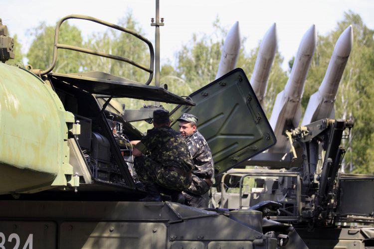 Несмотря на угрозы РФ, Украина не собирается отказываться от стрельб над Черным морем