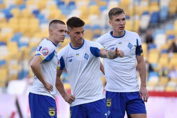У матчі 10-го туру чемпіонату України кияни грали з командою з Ковалівки