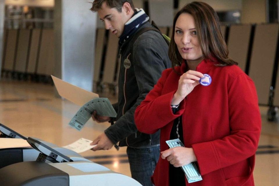 """Руководитель украинской редакции """"Голоса Америки"""" рассказала, почему американцы голосовали за Трампа"""