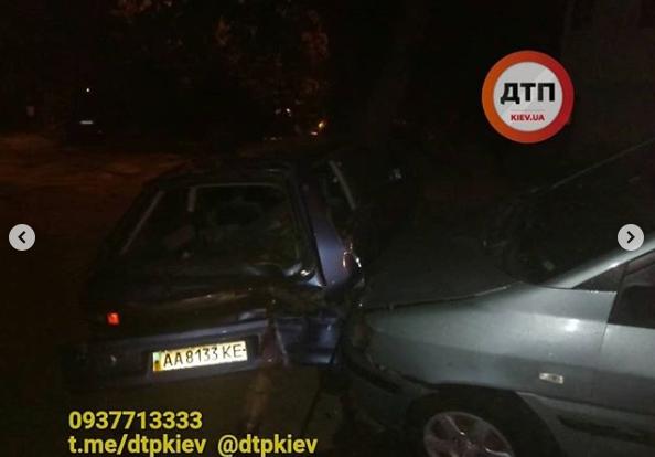 в днепропетровске пьяный(?) водитель bmw-520 сбил 16-летнюю девочку насмерть