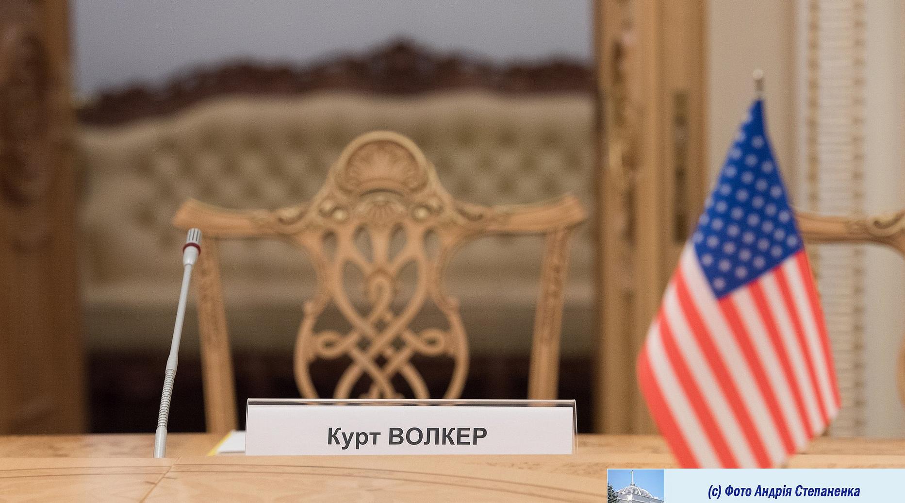 Николай Капитоненко о декабрьском визите Курта Волкера в Украину