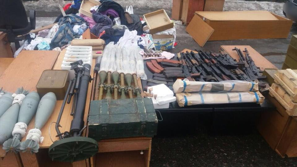 Резонанс: в зоні АТО затримали переговорника Рубана із партією зброї
