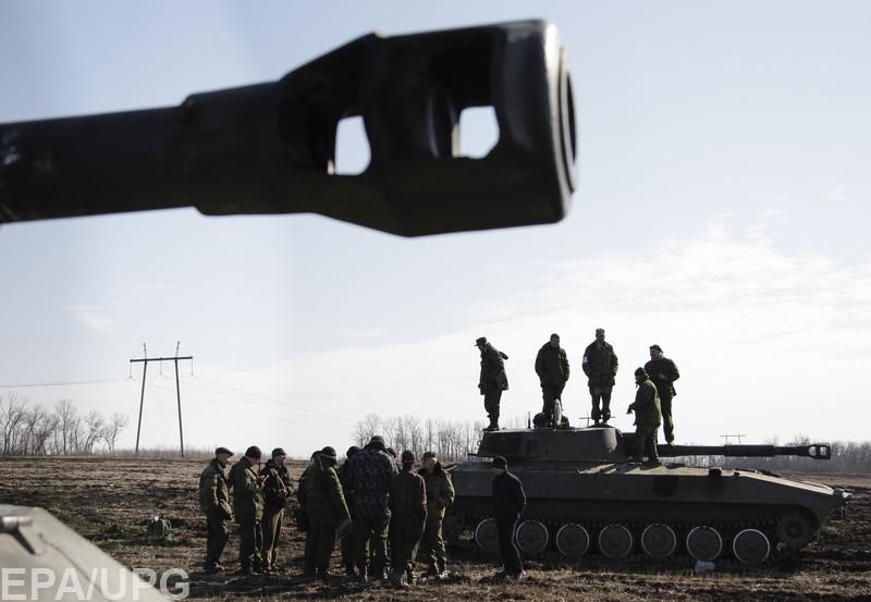 Боевики начали стрелять даже там, где раньше наблюдалось затишье