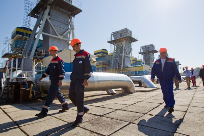 Украина должна будет покупать российский газ с европейской наценкой - по схеме реэкспорта