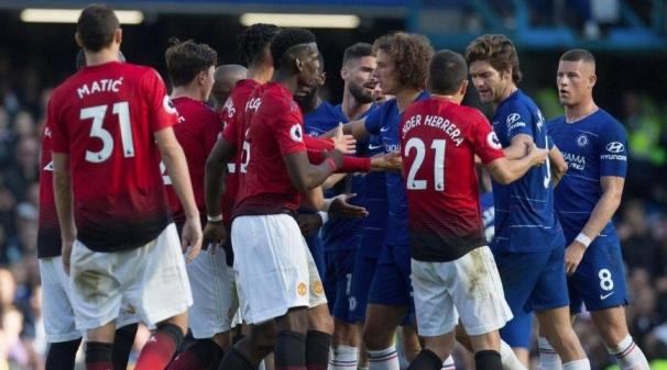 МЮ выбил Челси из Кубка Англии