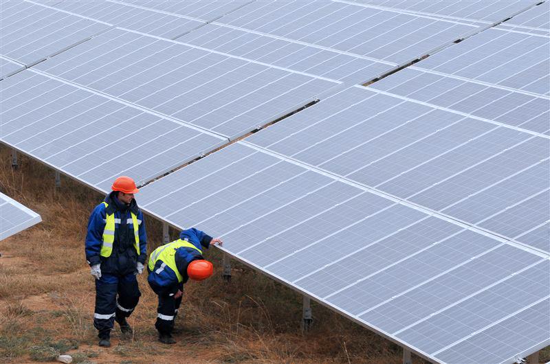Энергия солнца Украине пока не по карману
