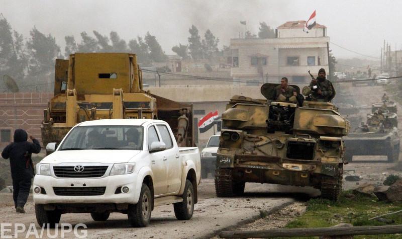 Правительственные войска Сирии планируют невыгодный для Кремля штурм Алеппо