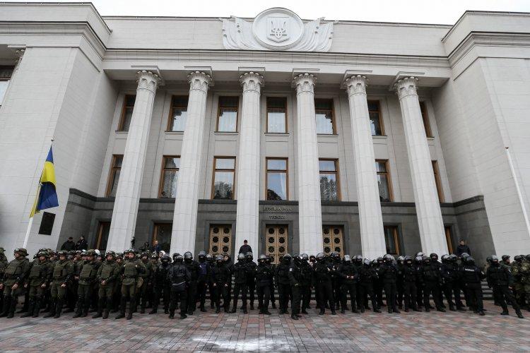 Что будет происходить в центре Киева 17 октября