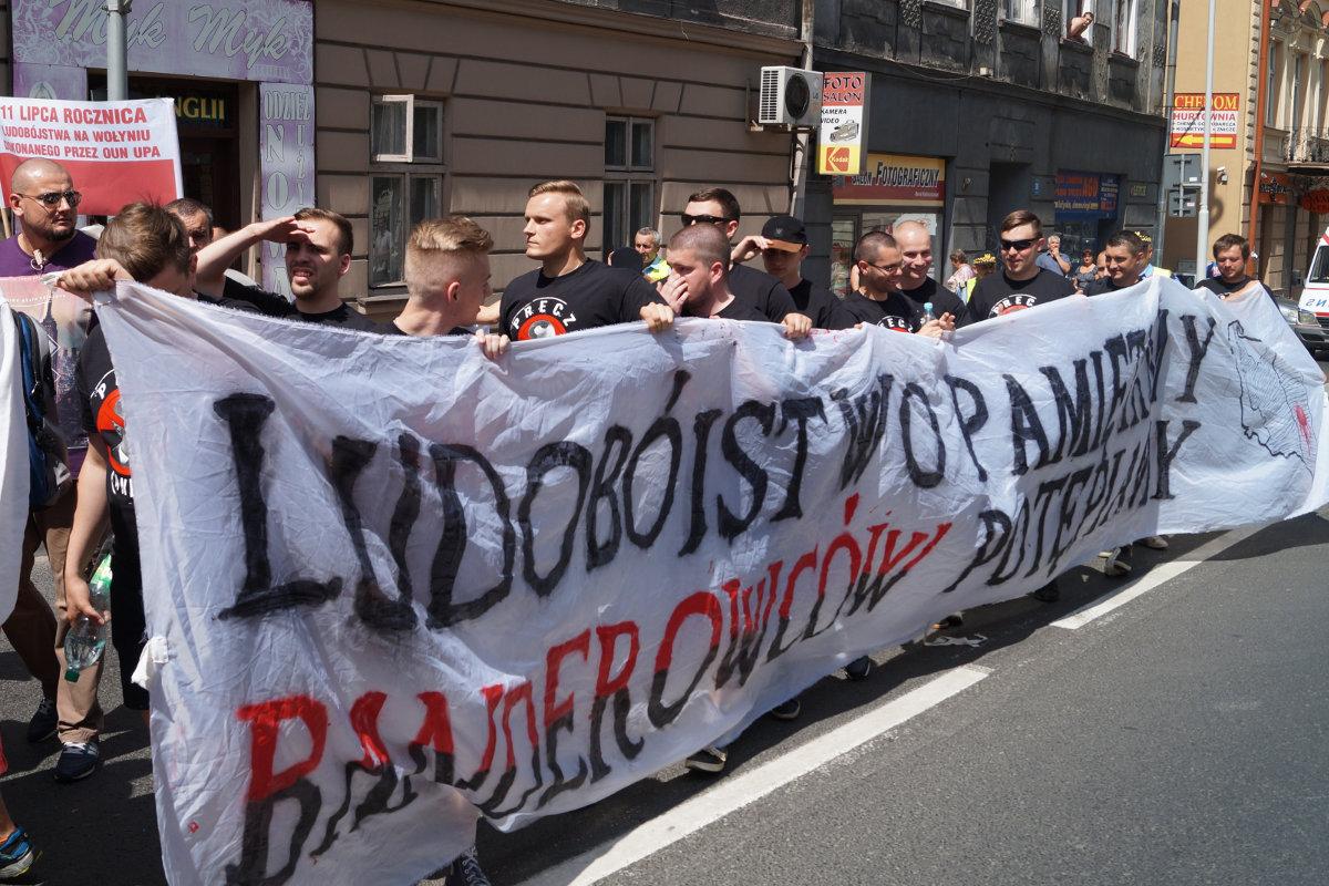 """Свои преступления против украинцев поляки прячут за словосочетаниями """"ответные акции"""""""