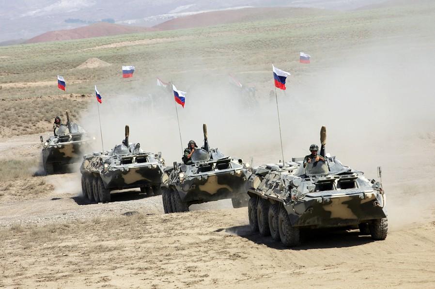 Однако в случае наступления РФ Запад будет готов оказать нашей стране более весомую помощь
