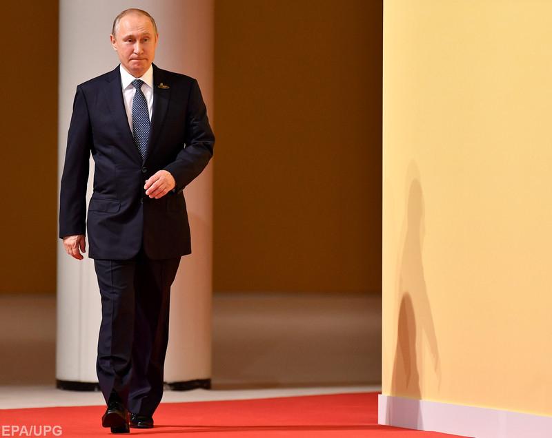 Візит президента Росії до окупованої Абхазії – частина його передвиборної кампанії