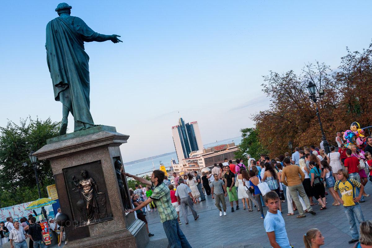 Почему Саакашвили решил стать губернатором, и чего Украине ждать от России