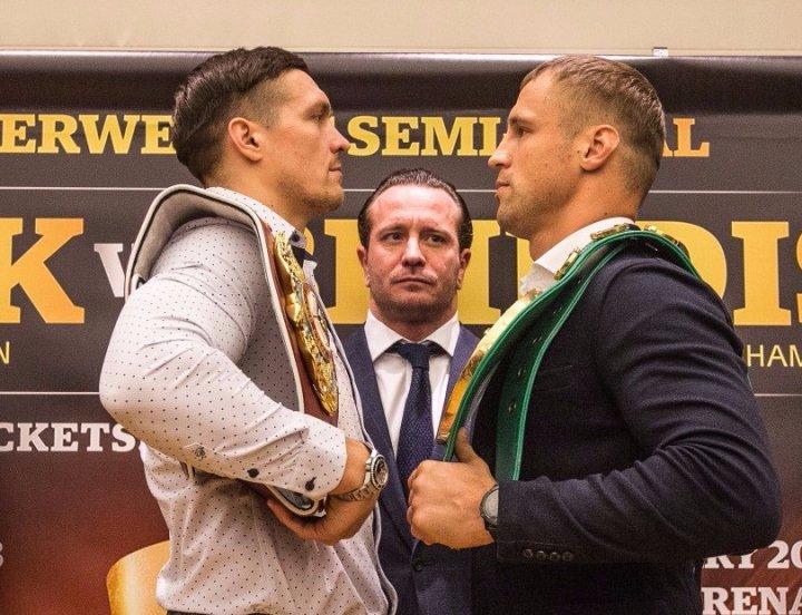 В Риге прошел полуфинал Всемирной боксерской суперсерии