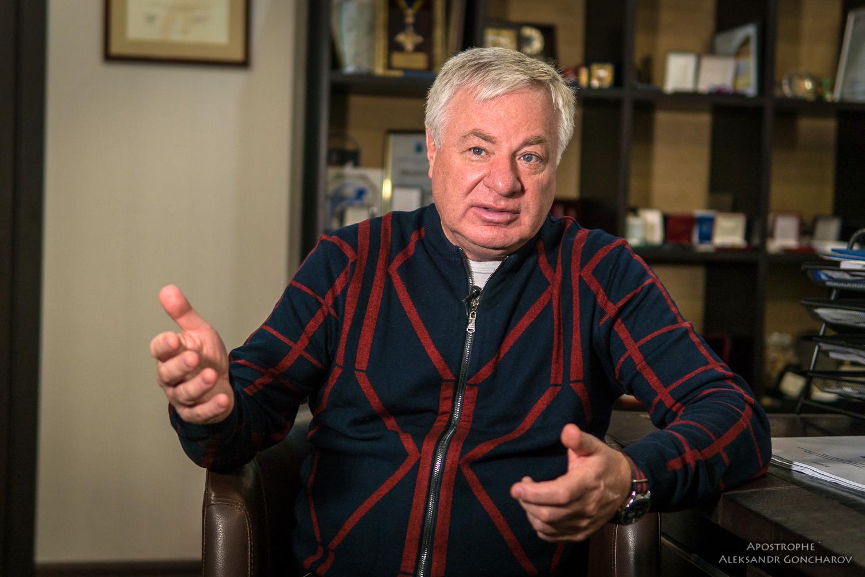 Владимир Брынзак о развитии украинского биатлона и не только