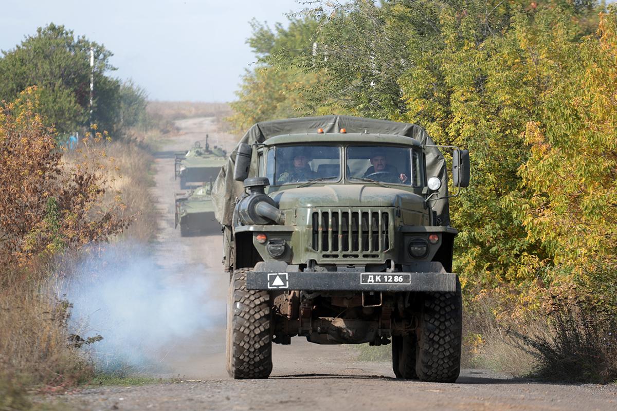 """Отвод войск на Донбассе может превратиться в """"ползучую оккупацию"""" украинской территории"""