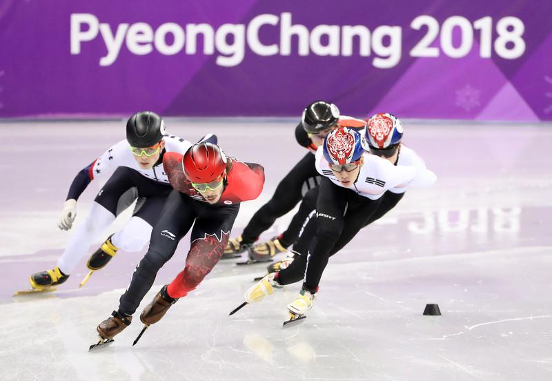 20 февраля в Пхенчхане разыграли 5 комплектов медалей