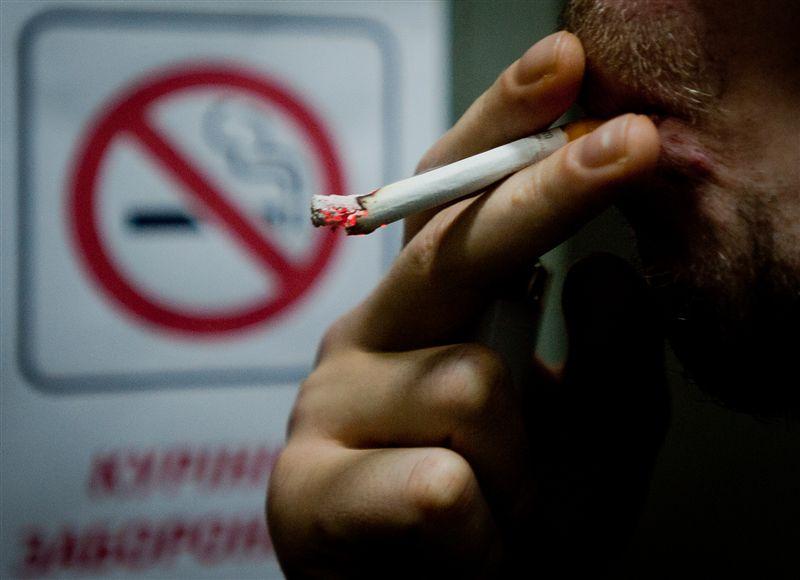 В Раде пытаются принять законопроект по борьбе с табакокурением