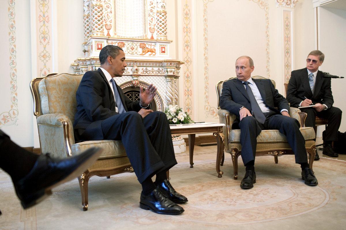 США направили президенту России несколько сигналов