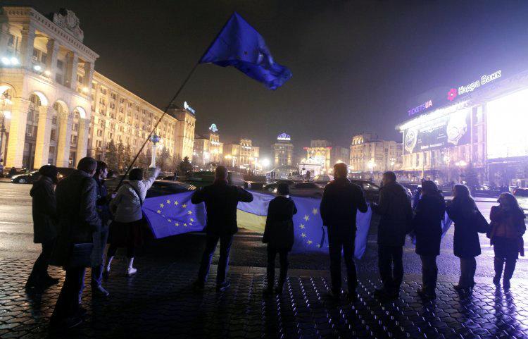 21 ноября блогеры вспоминают начало Евромайдана в 2013 году